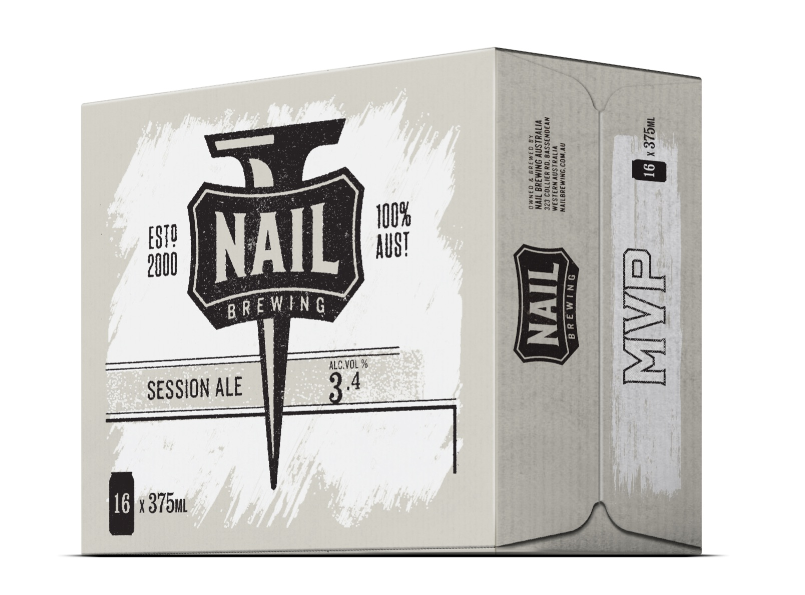 Nail Brewing MVP carton