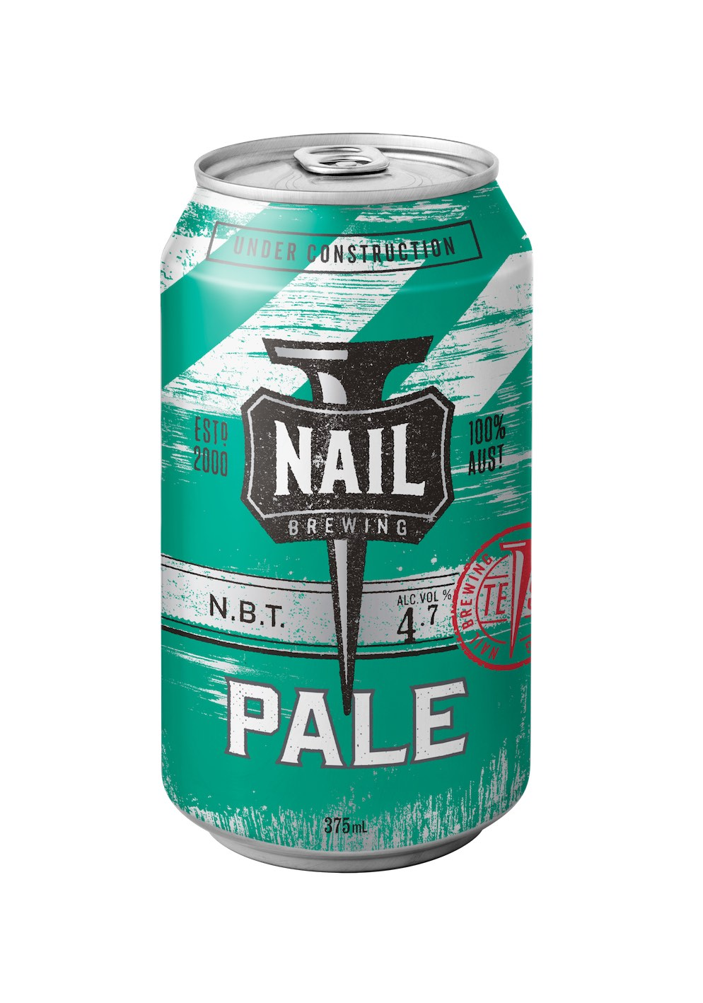 Nail Brewing Pale Ale Can